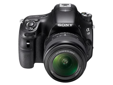 Kamera Dslr Sony Slt A58 Sony Slt A58 Price Specs Release Date Where To Buy News At Cameraegg