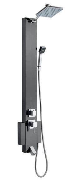 combinados de ducha combinado de ducha con grifo verona cromo ref 15110592