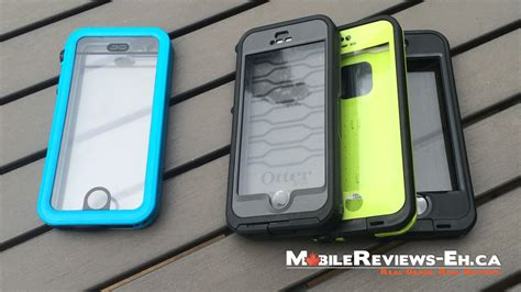catalyst waterproof  lifeproof fre nuud  otterbox