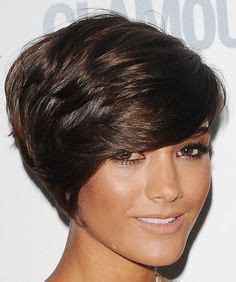 pixie cut with center part long pixie frankie sandford and frankie sandford hair on