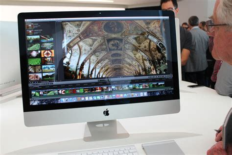 final cut pro imac hands on the new 27 inch imac with 5k retina display