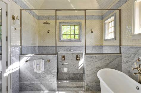 Dining Rooms Sets master shower for two cottage bathroom john hummel