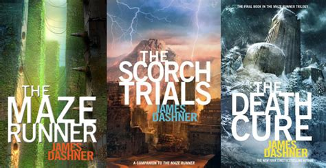 The Maze Runner Tie In Oleh Dashner eunoia lanthanein the cure 3