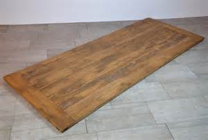Sessel Freischwinger by Alte Eiche Tischplatte Massiv Aus Alten Scheunenbalken