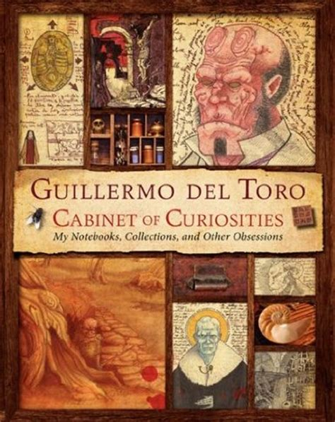 a look at guillermo toro cabinet of curiosities