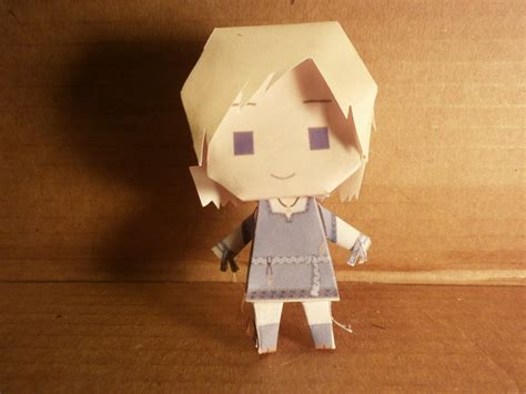 Viking Papercraft - viking finland papercraft by sabrynam on deviantart