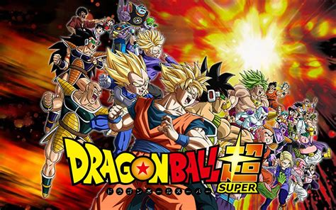 kumpulan wallpaper dragon ball dragon ball super wallpapers wallpaper cave