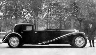 Type 41 Bugatti Bugatti Type 41 Royale Roadster Motoburg
