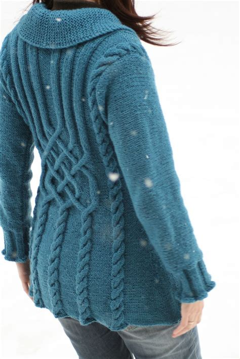 jacket hand design ravelry project gallery for 134 1 quot bluebird quot jacket with