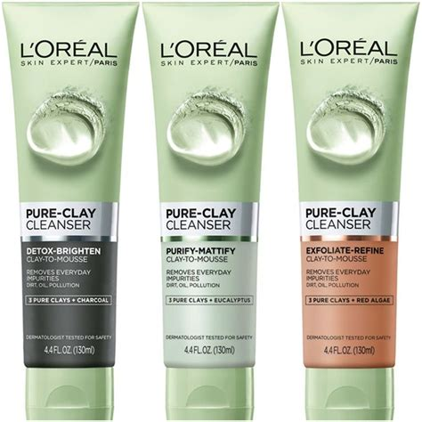 L Oreal Detox Mask Beautypedia by L Oreal Clay Masks Are Now Available In A Clay