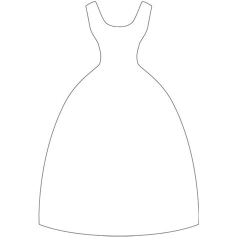 dress templates dress template you never when you might need one