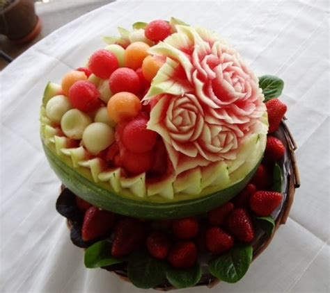 Kitchen Bar Ideas Mother S Day Fruit Carving Thai Creations