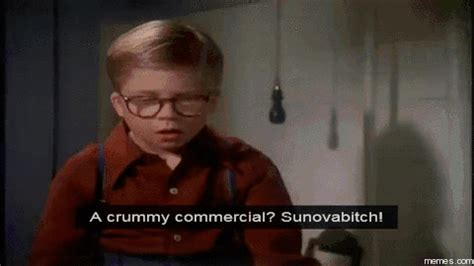 A Christmas Story Meme - commercial gif find share on giphy