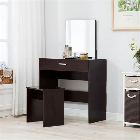 vanity dresser with mirror style dresser furniture