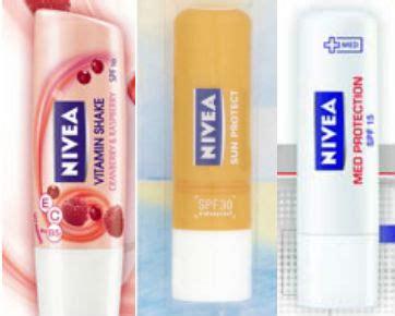 Pelembab Bibir Nivea 3 rangkaian lip balm terbaru dari nivea