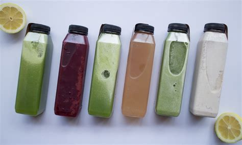 Detox Juices Chicago by Cooked Chicago Up To 50 Livingsocial