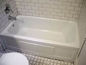 Bathtub Plumbing by Refinished Bathtub Ontario Park Bungalow