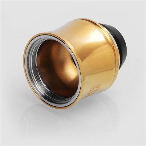 Cap Vapor Vape Cap Merlin Rta Authentic Gold Authentic Augvape Merlin Mini Gold Stainless Steel Rda Top