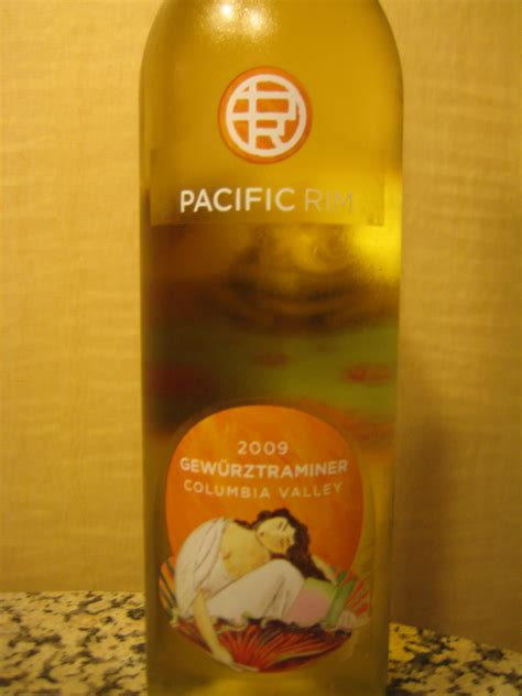 Does A Wines Score Matter by 2009 Pacific Gew 252 Rztraminer Pour Wine