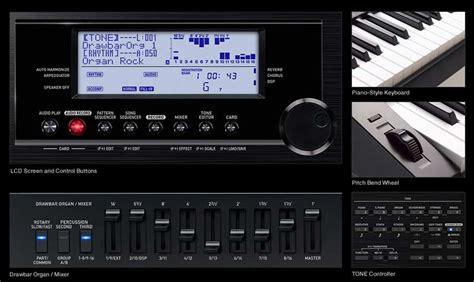 Keyboard Casio Wk 7500 casio wk 7500 image 246855 audiofanzine