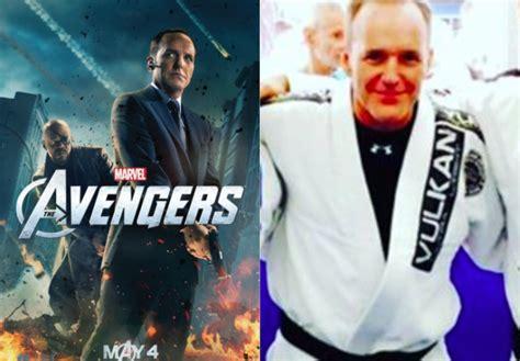 clark gregg bjj avengers star clark gregg earns bjj black belt after 11