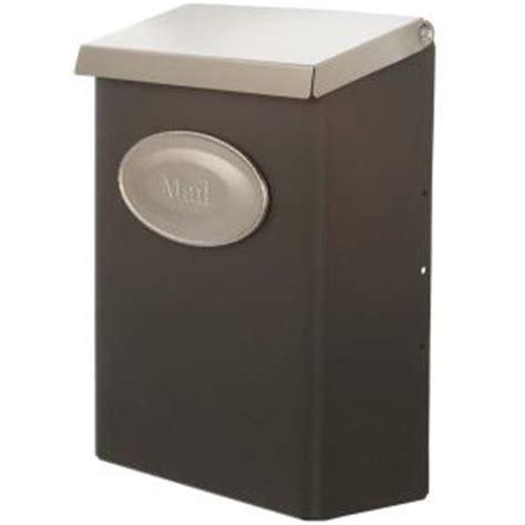 decorative door emblem gibraltar mailboxes designer venetian bronze with satin