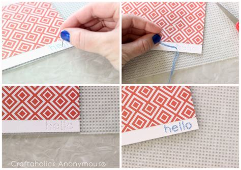 sewn greeting card templates craftaholics anonymous 174 stitched note cards with
