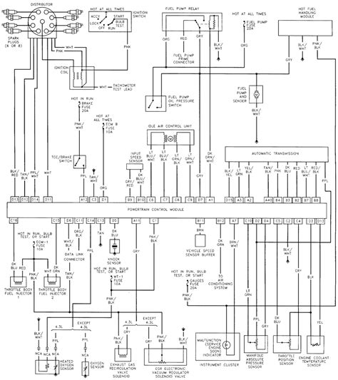 92 chevy 5 7 engine wiring diagram 92 get free image