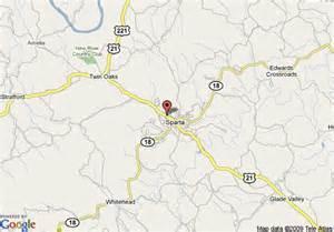 sparta carolina map map of master hosts alleghany inn sparta