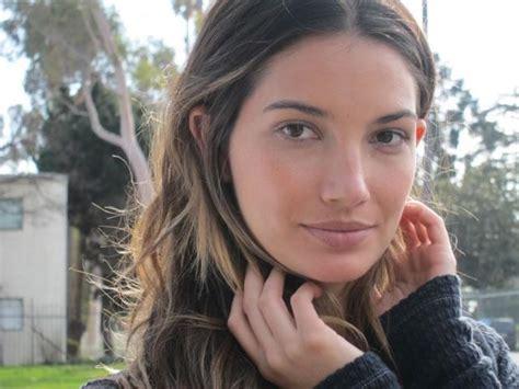 whats up with ann aldridge face model lily aldridge celebrity face close up