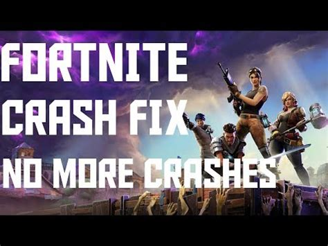 fortnite keeps crashing pc how to fix the bad module info crash 2018 works fort