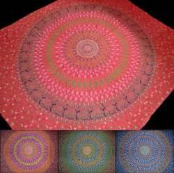 indische vorhänge funvit karminrot in der malerei