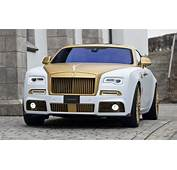 Rolls Royce Wraith Palm Edition 999 By Mansory 2016
