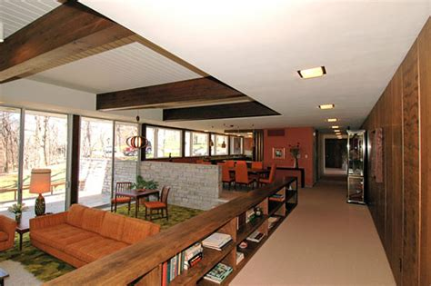 mid century modern home interiors beautiful mid century home interior in des moines