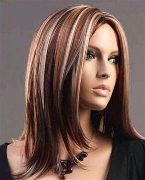 haircuts with color and highlights hairstyle colors and highlights hairstyles