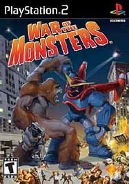 war   monsters playstation  ign
