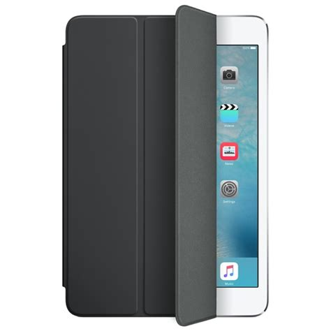 mini smart cover black apple