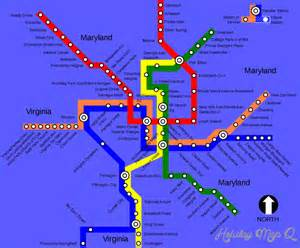 washington dc subway map pdf washington subway map map travel holidaymapq