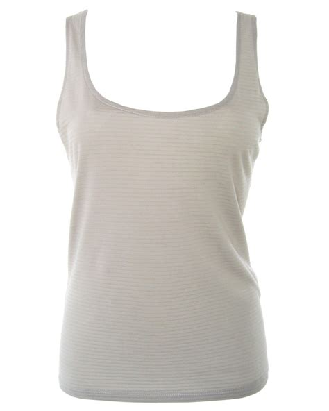 Top Clothing cailey organic cotton fair trade vest tops clothing