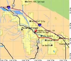 rancho mirage california map rancho mirage california ca 92270 profile population