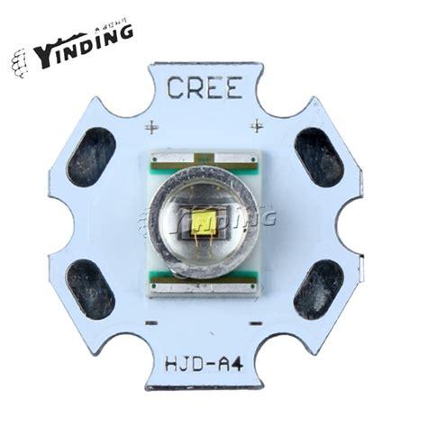 Led Cree Xre Q5 10pcs Cree Xl Xr E Xre Q5 Cold White 5000 8300k 3w Hight Power Led Emitter Chip Blub L