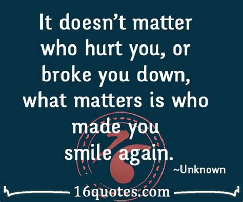 doesn t matter family who hurt you quotes quotesgram