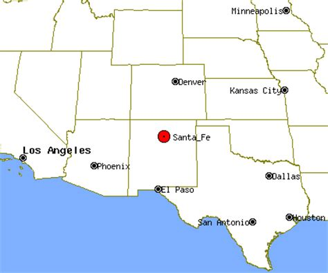 where is santa fe on the map santa fe location map get free image about wiring diagram