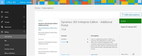 Office 365 Portal Trial Step By Step Guide To Setting Up Your Dynamics 365 Portal