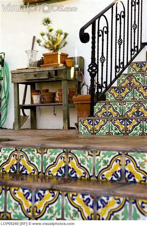 banister in spanish 236 best images about decorating with talavera tiles on