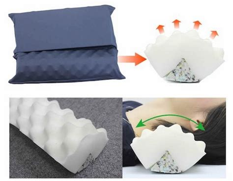 Pillows For Neck Relief by Neck Relief Pillow For Smartphone Users Give You
