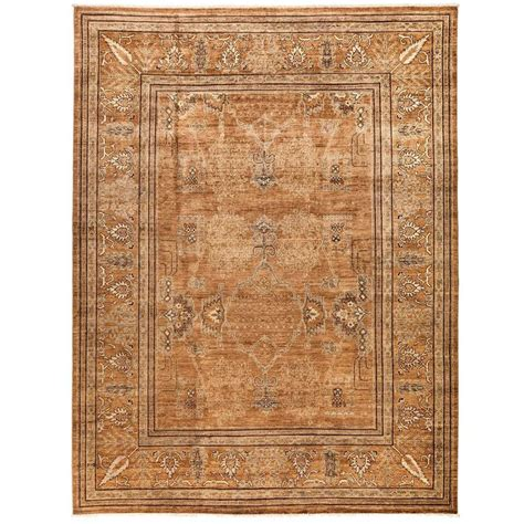eclectic rugs brown eclectic area rug rugs for sale at 1stdibs