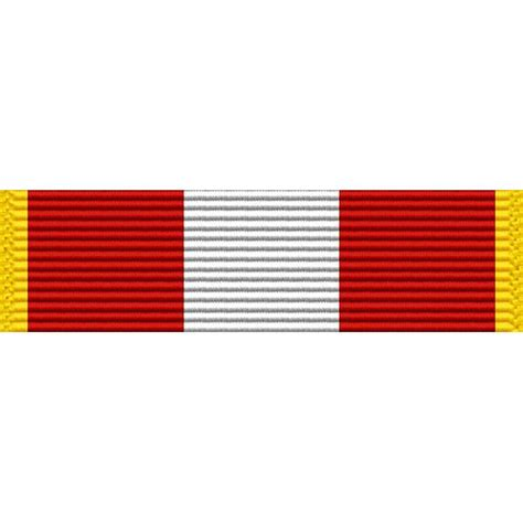 Army Rack Builder With Devices by Ohio National Guard Basic Service Ribbon Usamm
