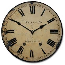 Traditional Wall Clock by Astor Clock Roman Numerals 18 Traditional Wall