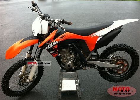 2010 Ktm 450 Exc Specs Ktm 450 Sx F 2010 Specs And Photos